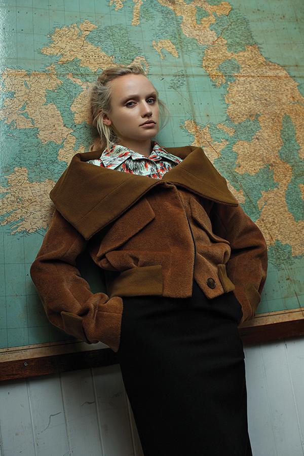 Emily Berrington for Lula Magazine