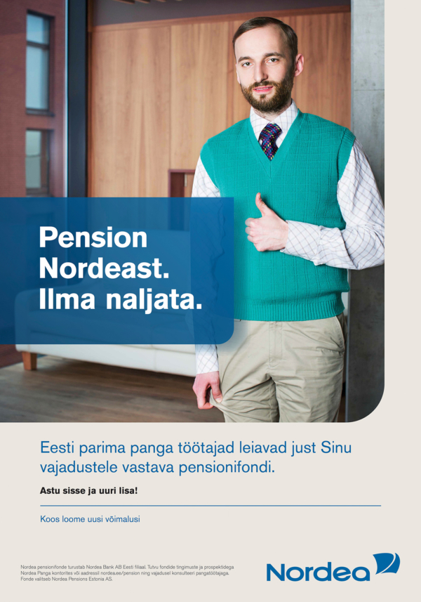 Client: Nordea Bank Agency: Idea