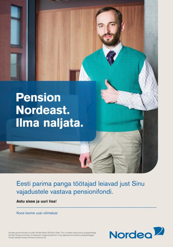 Client: Nordea Bank Agency: Idea