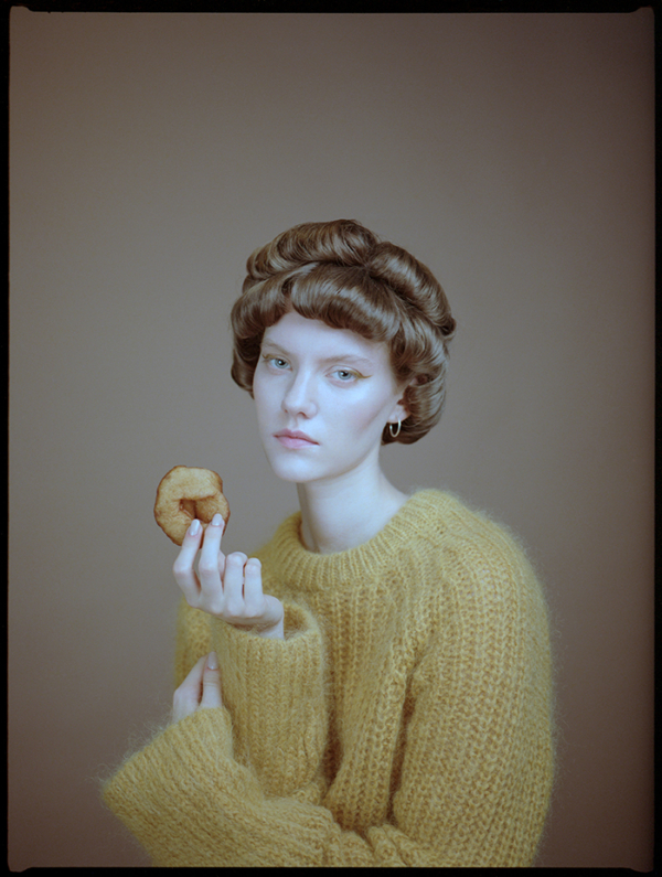 Donut Toned for Contributor Magazine