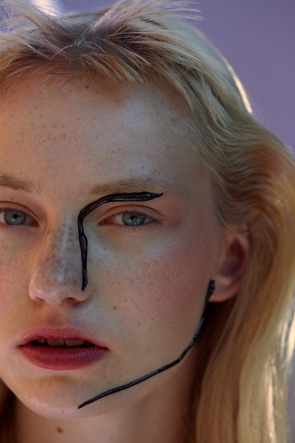 Lines on My Face for Beauty Archive